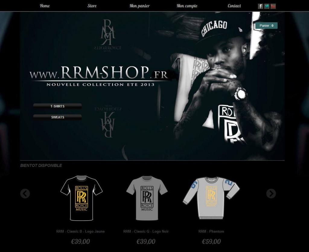 RRM Shop